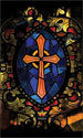 Worship Banner: Stained Glass Series