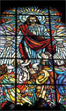 Stained Glass Series Banner: Rebirth