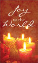 Christmas Banner: Joy to the World, O Holy Night