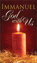 Christmas Banner: God with Us
