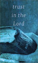 Worship Banner: Trust in the Lord