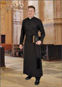 Roman Clergy Cassock - Roomey Toomey Plus