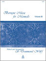 Baroque Music for Manuals, Vol. III