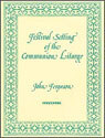 Festival Setting of the Communion Liturgy (Full Score)