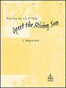 Partita on Greet the Rising Sun
