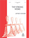 Thy Strong Word (Honoré)