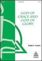 God of Grace and God of Glory (Schultz)
