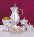 The Cup Silver Plate Chalice with Pouring Spout GL