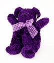 Large Purple Bear