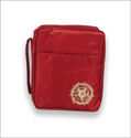 The Lutheran Study Bible - Bible Cover - Rose