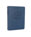 The Lutheran Study Bible - VDMA - Blue/Gray