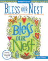 Bless Our Nest Coloring Book