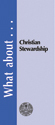 What about Christian Stewardship?  - Tract (pack of 25)