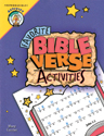 Favorite Bible Verse Activities