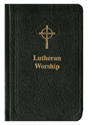 Lutheran Worship (1982)-Little Agenda-Black