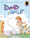 Libros Arco: David y Goliat (Arch Books: The Springy, Slingy Sling)
