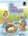 Libros Arco: El niño Moisés (Arch Books: Tiny Baby Moses)