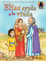 Libros Arco: Elías ayuda a la viuda (Arch Books: Elijah Helps the Widow)