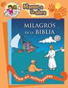 Manos a la obra: Milagros en la Biblia - español (Hands to Work: Miracles in the Bible - Spanish)