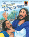 Libros Arco: El leproso agradecido (Arch Books: The Thankful Leper)