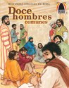 Libros Arco: Doce hombres comunes (Arch Books: The Twelve Ordinary Men)