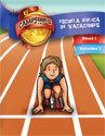Campeones de la fe - español: Hojas del alumno Nivel 1 (Champions of Faith - Spanish: Student Worksheets Level 1)