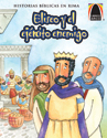 Libros Arco: Eliseo y el ejército enemigo (Arch Books: How Enemies Became Friends)