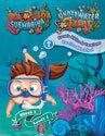 Búsqueda submarina - bilingüe: Hojas del alumno Nivel 1 (Underwater Quest - Bilingual: Student Worksheets Level 1)