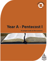 A Longer Look at the Lessons: Year A - Pentecost I