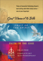 Great Women of the Bible, Faith on the Edge, Fruit of the Spirit Collection on CD-ROM