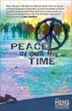 Peace in His Time DVD