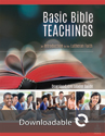 Basic Bible Teachings - Leader Guide