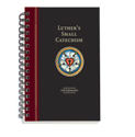 Luther's Small Catechism with Explanation - 2017 Spiral Bound Edition (Case of 12)