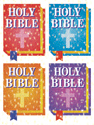 Bible Stickers (Pack of 120)