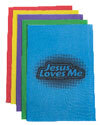Jesus Loves Me Team Identifiers (Pkg of 10)