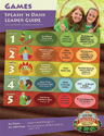 Splash 'n Dash Games Leader Guide - VBS 2015