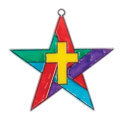 Stars in the Sky Suncatcher (Craft, Pack of 12) - VBS 2019