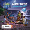 Cosmic Waves Passalong CD & DVD - VBS 2019