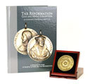 Reformation 500 Medallion and Book Gift Set