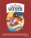"A Christmas Wonder Bulletin 8.5"" x 14"""