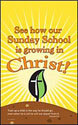 Growing in Christ Stand-Up Display