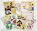 Growing in Christ Nursery Roll Packet