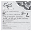 I Spy Salvation's Story - Director CD-ROM