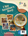 I Spy Salvation's Story - Student Leaflet