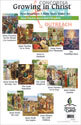 New Testament 3 Bible Story Poster Set - Donation