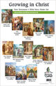 New Testament 4 Bible Story Poster Set