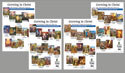 Bible Story Poster Sets 1-4: Old Testament