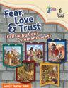 Fear, Love, and Trust: Following God's Commandments - Level B Teacher Guide