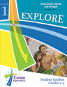 Explore Level 1 (Gr 1-3) Student Leaflet (OT1)
