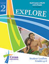 Explore Level 2 (Gr 4-6) Student Leaflet (OT1)